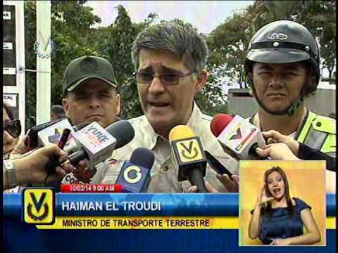 Este lunes entró en vigencia restricción de circulación para gandolas en Caracas