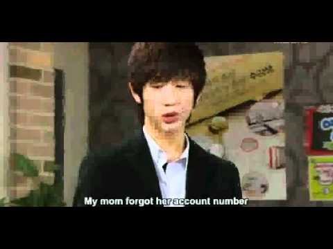BOYFRIEND Min Woo MBC All My Love CUT Scene THREE