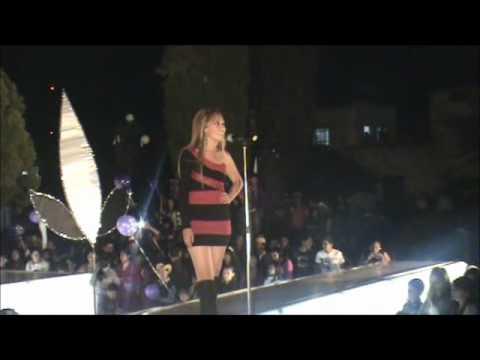 Candidatas a Reina de Tepechitlán 2011 -Presentación-