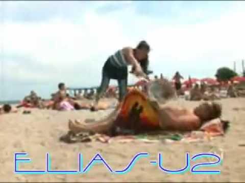 Pegadinhas picantes picante sbt Pinto grande na praia eliasu2