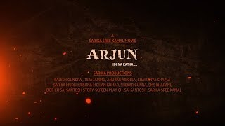 Arjun(IDHI NA KATHA) Short film Trailer|BADmash Movies - YOUTUBE