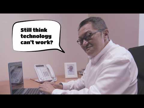 UNCLE NOT MACHINE 2: TECHNOLOGY NOT SCARY!!