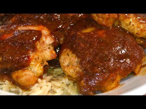 Jamaican Jerk Chicken (Street Kitchen)