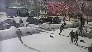 Atentado en Jerusalén 4 muertos y 15 heridos