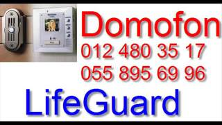 Domofon – 055 895 69 96