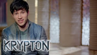 KRYPTON | Discovering Krypton - The Fortress | SYFY - SYFY