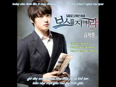 [Viet-Engsub] I Want to Protect You by Kim Jaejoong ( Ost Protect Boss)