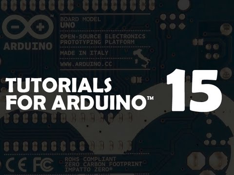 Tutorial 15 for Arduino: GPS Tracking