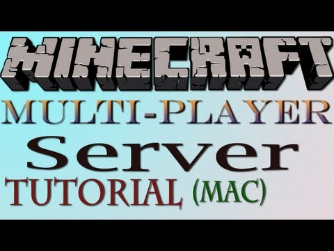 How To Make A Minecraft Server (Mac/Pc) {Premium/Non-Premium)