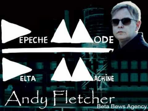 Andy Fletcher - Depeche Mode ( by Beta News Agency )