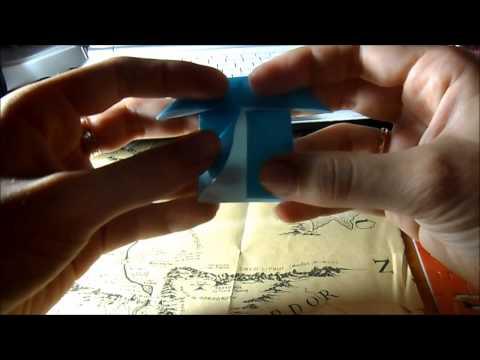 Mariposa con Origami