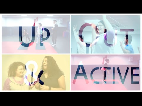 UP OUT & ACTIVE PROMO