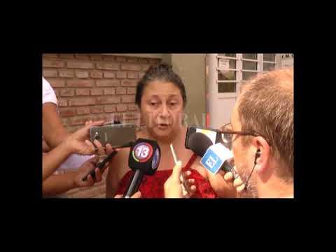 """CONMOCIÃ""""N POR EL ASESINATO DE UNA MAESTRA EN ALTO VERDE"""