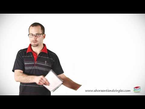 Curso Ingles Online / Leccion 1 / Vocabulario I