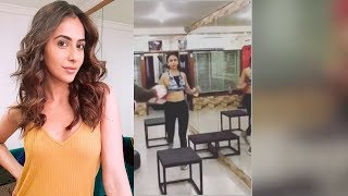 Rakul Preet Singh Workout In Gym Video  | Tollywood Updates | Latest Telugu Movies - RAJSHRITELUGU