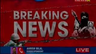 Pulwama attack: Terrorists hurl grenade at police station; 2 civilians injured in grenade attack - NEWSXLIVE