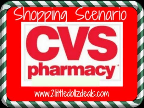 CVS Shopping Scenario How to Shop with Coupons 12/8/13 to 12/14/13