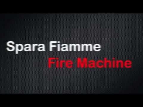 Spara Fiamme - Fire Machine