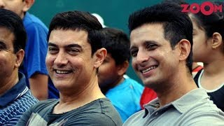 Aamir Khan plans to cast Sharman Joshi in his next film 'Lal Singh Chaddha' | Bollywood Gossip - ZOOMDEKHO