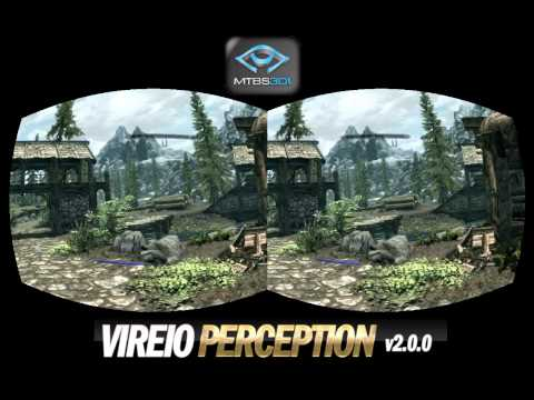 "MTBS Unveils ""VR Boost"" Add-on Feature For Vireio Perception 2.0"