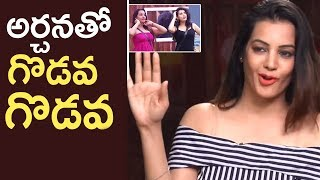 I Don't Have Any Problem With Archana Says Bigg Boss Contestant Disksha Panth | TFPC - TFPC