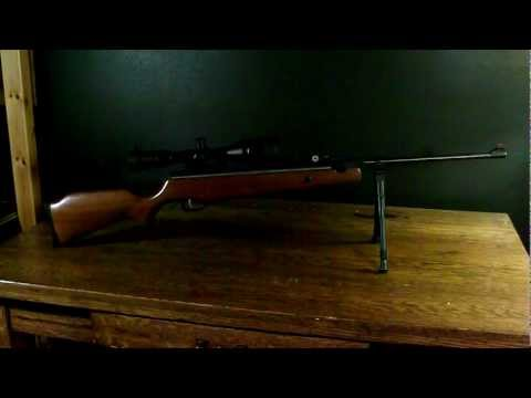 Beeman Model 1073 Air Rifle