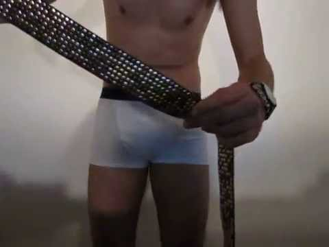 Another sagging video with my HTC studded belt