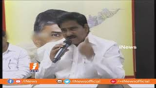 Minister Devineni Uma Slams YS Jagan Over Polavaram Project Works | iNews - INEWS
