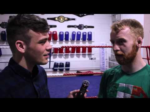 Paddy Holohan talks SBG Tallaght, Mental Game, Fan Support and more