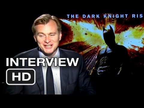 The Dark Knight Rises Interview - Christopher Nolan (2012) HD
