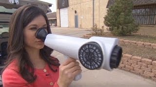 'Nasal Ranger' sniffs out skunky weed - CNN