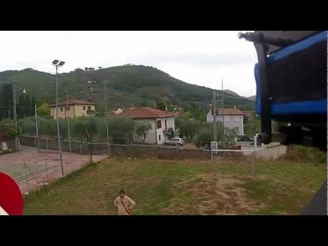 GoPro Hero 2 on RC hely VORNO
