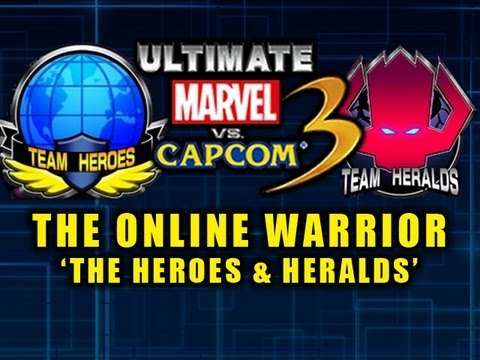 UMVC3 The Online Warrior: Episode Seven 'The Heroes And Heralds'