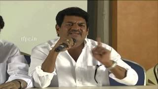 Ali cheated us says Sivaji Raja Speech at Rajendra Prasad Panel Pressmeet about MAA Elections 2015 - TFPC