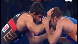 PWL 3 Day 10: Jitender Kinha VS Vinod Omprakash Pro Wrestling League at season 3 | Full Match - ITVNEWSINDIA