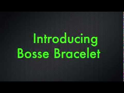Bosse Bracelet Fake Commercial