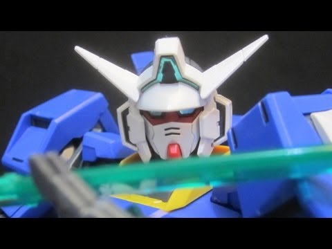 MG Age-1 Sparrow (Part 3: MS) Gundam Age gunpla 1/100 Spallow model review