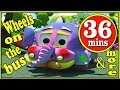 Wheels On The Bus   Compilation   Playlist   Popular Nursery Rhymes Collection