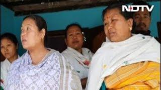 पुलवामा हमलाः असम के शहीद जवान मानेश्वर बसुमात्री को श्रद्धांजलि देने उमड़ी भीड़ - NDTVINDIA