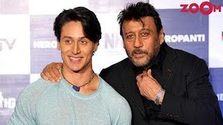 Jackie Shroff does NOT want Tiger Shroff to get distracted with Hollywood projects - ZOOMDEKHO