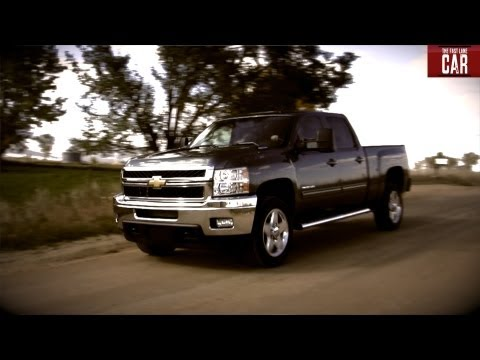 2012 Chevrolet Silverado 2500 HD Fast Look Review & Drive