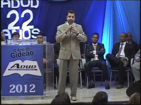 Pr. Abilio Santana chama Pr. Marcos Pereira de LOBO e Prova