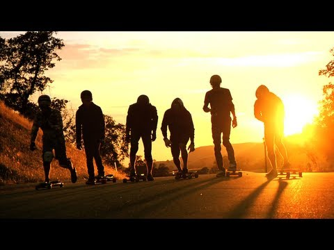 Landyachtz Longboards - University Tour 2011 - Part 2