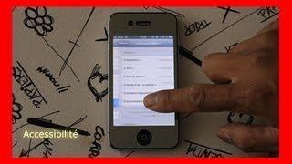 Activer le flash LED iphone avec la sonnerie