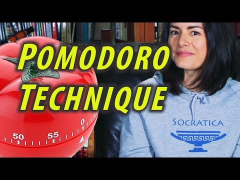 Pomodoro Technique - Study Tips - How to be a Great Student - Time management & Multitasking - Toggl