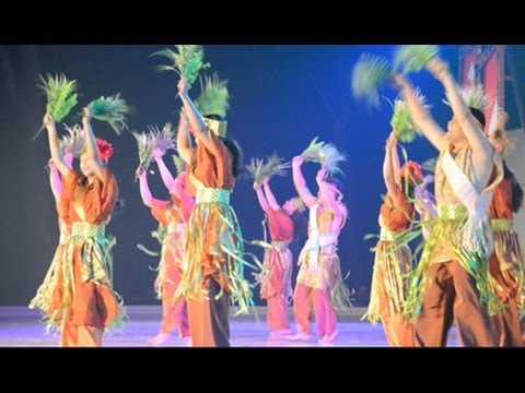 Dances Of Malaysia - Dancing In The Moonlight (12)