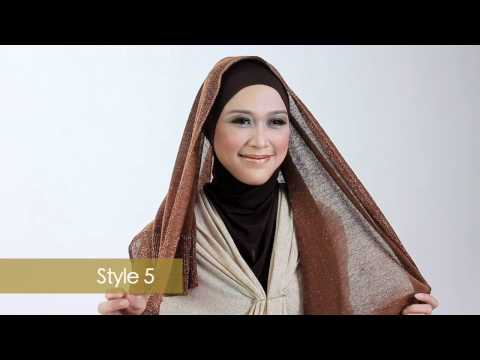 Wardah Hijab Style with Lisa Namuri &amp; Novie Collection.m4v