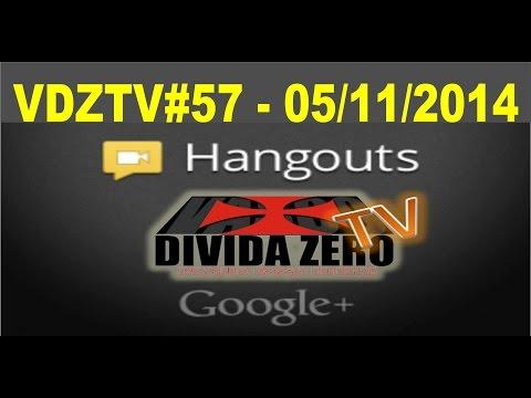 Programa VDZTV#57 - 05 de Novembro de 2014