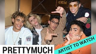 Artist To Watch: PRETTYMUCH - HOLLYWIRETV