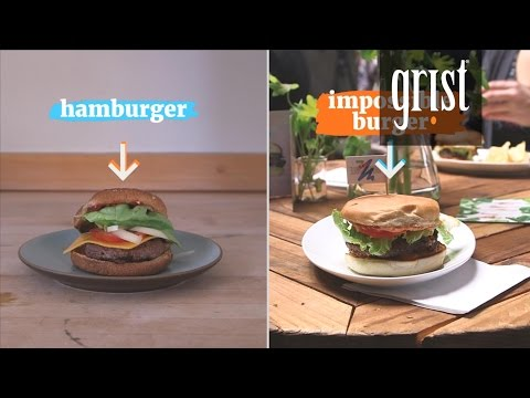 Will these plant-based burgers replace hamburgers?